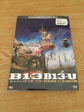 B13 / B13-U Banlieue - 2 DVD Set  NEW