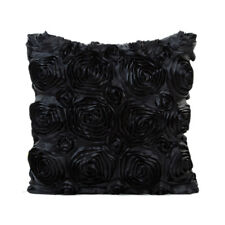 Rose Pillow Sofa Waist Throw Cushion Cover Home Decor Cushion Cover Pillow Case