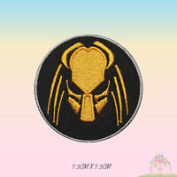 Predator Super Hero Movie Video Games Embroidered Iron On Sew On Patch Badge