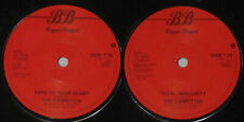 """The Carpettes - Keys To Your Heart/Total Insecurity  - U.K. 7"""" vinyl"""