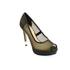 Guess Platform Heels Female Black Size 5,5 - FLHDY1FAB07-BLACK-39
