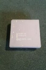 New listing Vintage Intel A8097-90 16 Bit Hmos Microcontroller 68 Pga Ceramic with Gold Pins