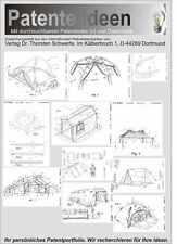 Zelte und Zubehör selber bauen auf 2500 Seiten