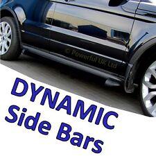 """Range Rover Evoque """"black pack"""" side bars for DYNAMIC model tubes step VB"""