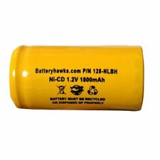 1.2v 1800mAh Battery SC Cell for Solar Light / Emergency Lights