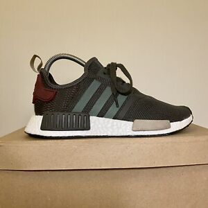 Women's Adidas NMD In Green Size UK 5.5