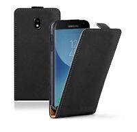 Membrane Samsung Galaxy J5 2017 Ultra Slim Case PU Leather Flip Phone Cover