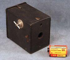 """""""ANSCO DOLLAR CAMERA"""" BOX CAMERA - 1910-1928"""