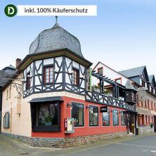 Mosel 4 Tage Urlaub Ellenzer Goldbäumchen Poltersdorf Hotel Reise-Gutschein