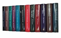 J R R Tolkien 'The History of Middle-Earth' 12 First UK Editions 1-12 Hobbit