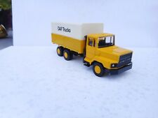 1:50 DAF 2800 TORPEDO IN YELLOW EXELLENT COND RARE   Lion Car Holland