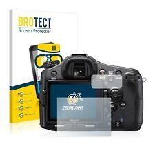 Protector de pantalla para Sony Alpha 77 (SLT-A77 II II) Vidrio Templado Film