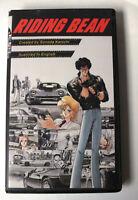 Riding Bean VHS Gunsmith Cats AnimEigo 1990 Japanese English Subs Rare - WAG45