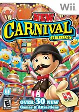 New Carnival Games - Nintendo  Wii Game