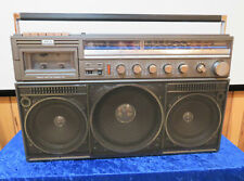 Vintage Magnavox D8443 Power Player Stereo Radio Cassette Boombox