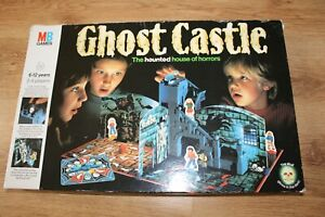 Vintage MB Games Ghost Castle (1985) Complete.
