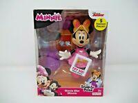Fisher-Price Disney Minnie Mouse Movie Star Minnie Doll with Accessories