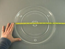 🌡️ MICROWAVE OVEN TURNTABLE ROTATING GLASS TRAY CAROUSEL PLATE REPLACEMENT PART