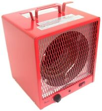 Electric Portable Heater Industrial Series Garage 5600-Watt 240-Volt Thermostat