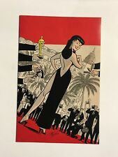 Bettie Page #7 | Cover F 1:30 Color Incentive Virigin | Dynamite | 2018 | NM-