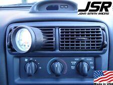 "94-04 Ford Mustang GT, V6, & Cobra Vent Gauge Pod 2 1/6"" 52mm 3D Heater A/C"