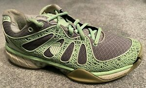 KSWISS Classic Women's Tennis Shoes Mint Green & Gray Kayswiss Size 8. Low Tops