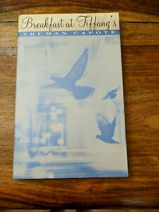 BREAKFAST AT TIFFANY'S by Truman Capote 1993, Vintage Paperback