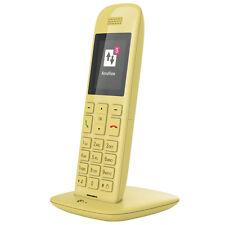 Telekom Speedphone 11 gelb DECT-Schnurlostelefon HD-Voice für IP