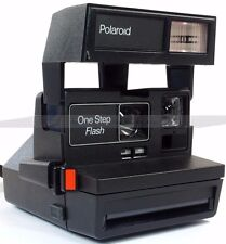 Polaroid One Step Flash - GEPRÜFT & GETESTET (D0D)