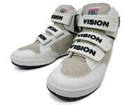 NEW VISION STREET WEAR Skateboards Sneakers MC14000 Black Gray US9 27cm F//S