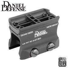 Daniel Defense Micro Mount for Aimpoint Micro R1,H1,H2,T1,T2 - Lower Third