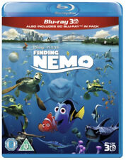Finding Nemo Blu-ray 3d 2d Region UK IMPORT
