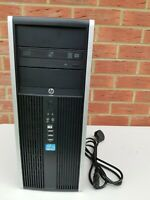 HP Compaq 8200 Elite Intel Core i7-2600 CPU @3.40GHz, Massive 8GB RAM
