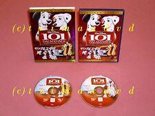 DVD _ Walt Disney 101 Dalmatiner (2-Disc Platinum Edition) _ Sehr guter Zustand