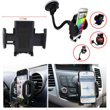 Universal Car Mobile Phone Air Vent Windscreen Suction Mount Dashboard Holder