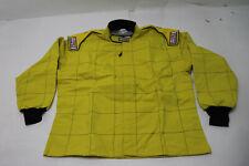 New G-Force 615 Karting Jacket, Yellow, Child Medium (Cmd)
