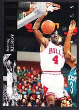 1993-94 Upper Deck SE Johnny Kilroy aka Michael Jordan Chicago Bulls Card #JK1