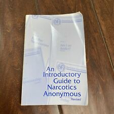 Pocket Sized Narcotics Anonymous Book