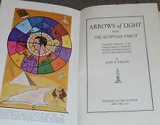 Occult Masonic Egypt Tarot Arrows Light Astrology Freemasonry Magic Alchemy 3 RA