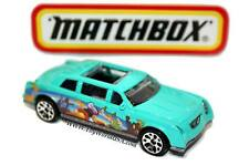2010 Matchbox Peter Pan Limousine