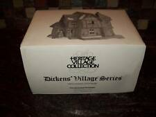 Department 56 Dickens Village Browning Cottage, Mib