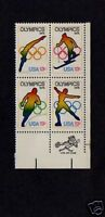 U S -1976- WINTER OLYMPICS - SC#1698a - MINT ZIP BLOCK!