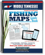 Middle Tennessee Fishing Map Guide | 2016 Edition - Sportsman's Connection