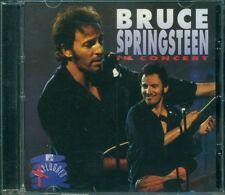 Bruce Springsteen - In Concert Mtv Unplugged Cd Sigillato