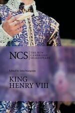King Henry Viii (the New Cambridge Shakespeare): By William Shakespeare