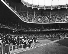 YANKEES STADIUM in Right Field Line Glossy 8x10 Photo Print Baseball Poster
