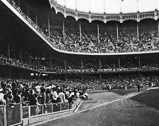 YANKEES STADIUM in Right Field Line Glossy 8x10 Photo Print Baseball Poster