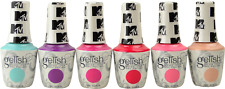 Harmony Gelish Switch On Color With MTV Summer Collection 2020 Full 6pcs