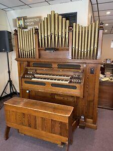 estey reed organ