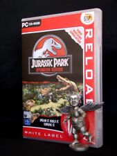 Jurassic Park: Operation Genesis PC Game w/ Win 10 8 7 Install Instructions
